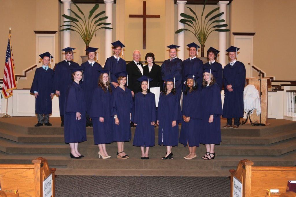 Living Science Home School Program Graduates