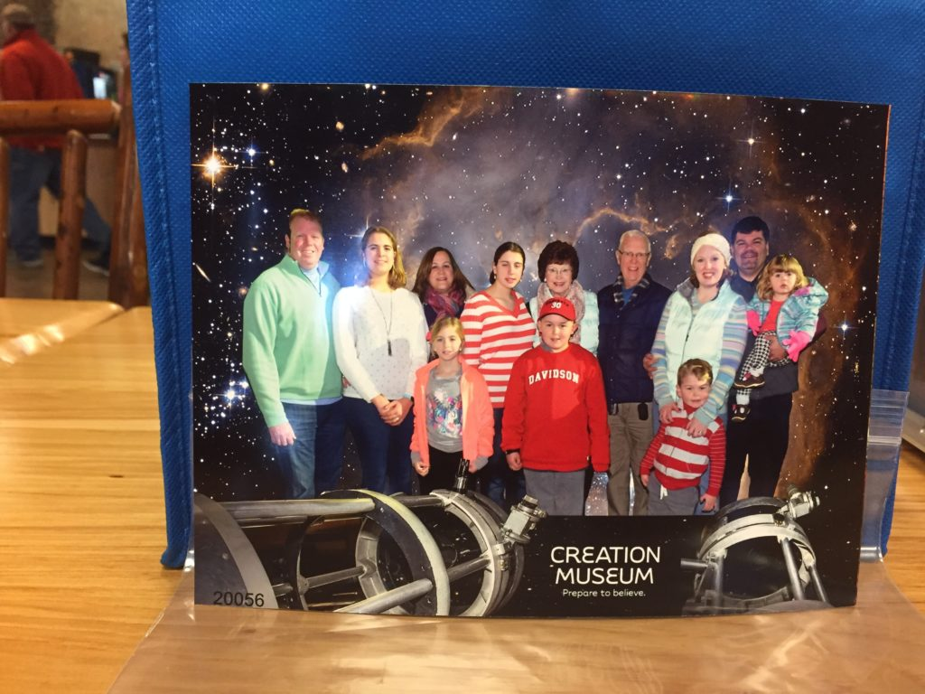Creation Museum   Living Science Academy