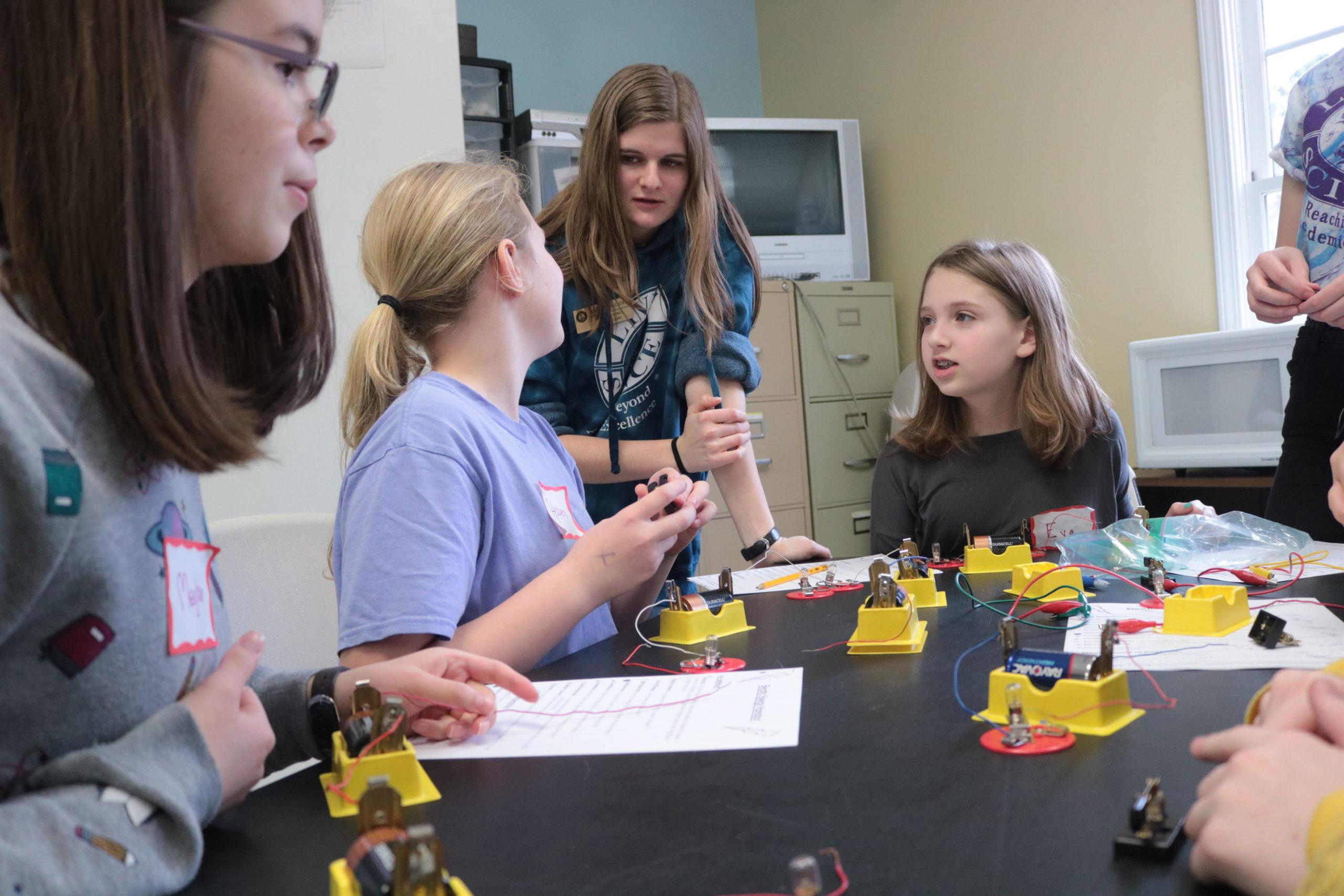 Real Responsibility | Student Leadership | Servant Leader Program | Living Science Academy